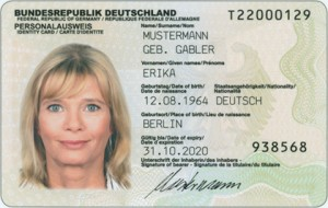 Elektronische Personalausweis